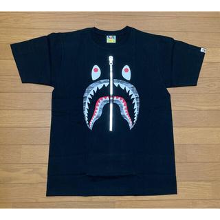 アベイシングエイプ(A BATHING APE)のA BATHINGAPE  DESERT CAMO SHARK TEE(Tシャツ/カットソー(半袖/袖なし))