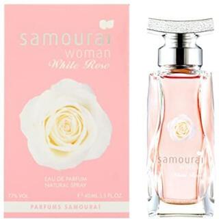 SAMOURAI - サムライウーマン ホワイトローズ オードパルファム(ナチュラルスプレー) 香水