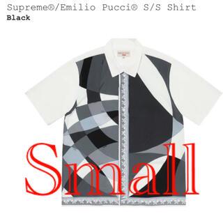 Supreme - supreme emilio pucci s/s shirt smallサイズ
