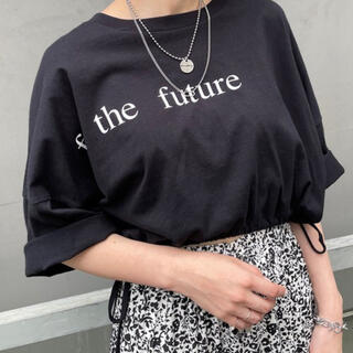 フーズフーチコ(who's who Chico)のフーズフーチコ ロゴ Tシャツ(Tシャツ(半袖/袖なし))
