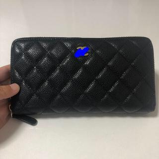 ノーブランド パロディ 長財布(ブラック)♡