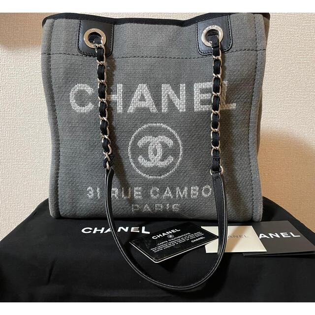 CHANEL(シャネル)のシャネル ドーヴィル 美品 レディースのバッグ(ショルダーバッグ)の商品写真
