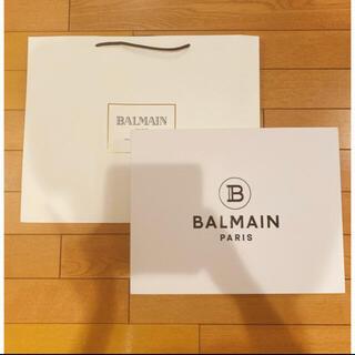 バルマン(BALMAIN)のバルマン 空箱 ショップ袋(ショップ袋)