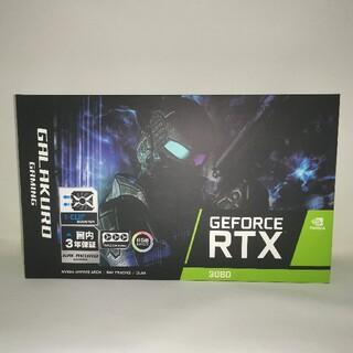 玄人志向 NVIDIA GEFORCE RTX 3080搭載 グラボ 一個