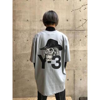 Y-3 - Y-3 スカル刺繍