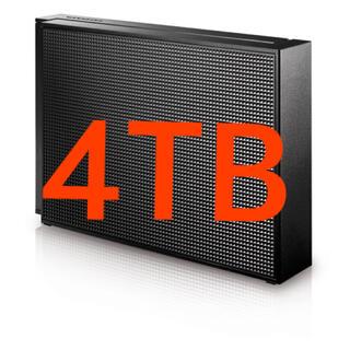 アイオーデータ(IODATA)のI-ODATA HDCZ-UTL4KB(PC周辺機器)