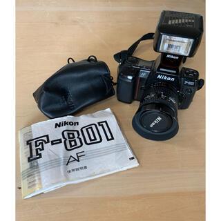 ニコン(Nikon)のNikon一眼レフフィルムカメラF801(フィルムカメラ)