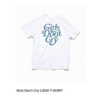 ジーディーシー(GDC)のガールズドントクライ X アンダーカバー ロゴ パーカー M(Tシャツ/カットソー(半袖/袖なし))