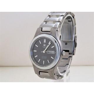 シチズン(CITIZEN)のCITIZEN ATTESA  ソーラー腕時計 チタン製 デイデイト (腕時計(アナログ))
