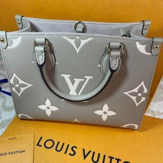 LOUIS VUITTON - Louis Vuitton(ルイヴィトン)オンザゴー PM  新作 新品