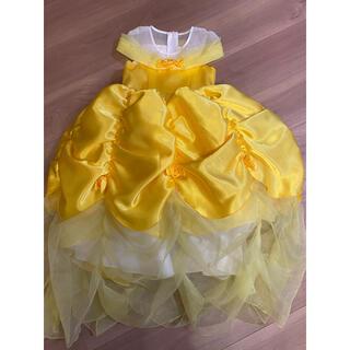 ディズニー(Disney)の最終値下 ベル プリンセス ドレス ビビデバビデブティック 110(ドレス/フォーマル)