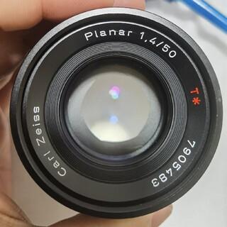京セラ - Contax  Carl zeiss T*50mm f1.4