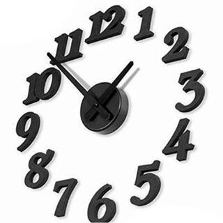 ★大人気★ おしゃれ シンプル ウォールクロック 世界にひとつだけの時計(掛時計/柱時計)