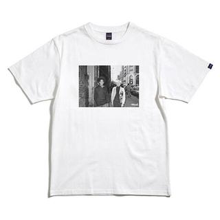 アップルバム(APPLEBUM)のAPPLEBUM RickyPowell Basquiat&AndyWarhol(Tシャツ/カットソー(半袖/袖なし))