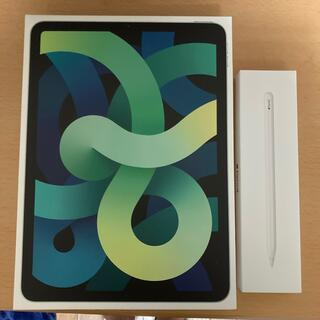 Apple - iPad  Air4 & Apple Pencil第2世代 セット