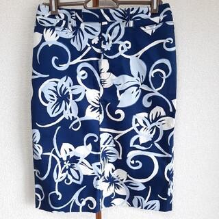 ラルフローレン(Ralph Lauren)の美品 RALPH LAUREN ラルフ ローレン ひざ丈 スカート(ひざ丈スカート)