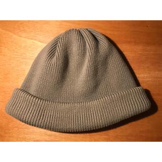 YAECA - クレプスキュール ニット帽 ビーニー コットンキャップ