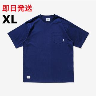 W)taps - XLサイズ WTAPS®︎ BLANK / SS / COTTON Blue