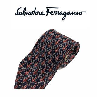 Salvatore Ferragamo - Salvatore Ferragamo サルバトーレフェラガモ ネクタイ 鴨柄