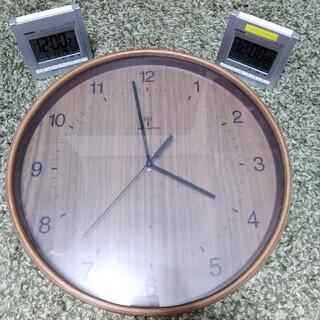 電波時計  3点セット
