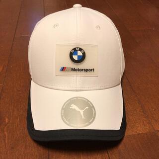 プーマ(PUMA)のプーマ BMW puma コラボ キャップ 新品未使用❗️(キャップ)