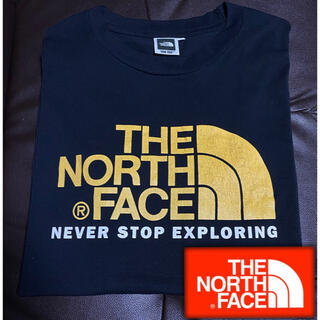 THE NORTH FACE - 美品未使用 THE NORTH FACE  Big Logo Tee