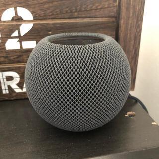 Apple - home pod mini 黒