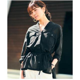 BARNYARDSTORM - バンヤードストーム  エアリースタンドカラーシャツ