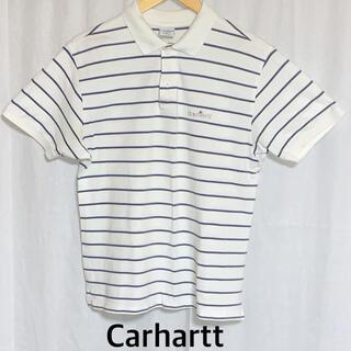 カーハート(carhartt)のCarhartt カーハート 半袖ボーダーポロ c-273g(ポロシャツ)