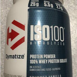 アイソレート プロテイン iso100 ダイマタイズ(プロテイン)