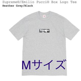 Supreme - Supreme Emilio Pucci Box Logo Tee