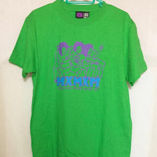 マジカルモッシュミスフィッツ(MAGICAL MOSH MISFITS)の未使用品 マモミのTシャツ S(Tシャツ/カットソー(半袖/袖なし))
