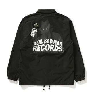 REAL BAD MAN  RBM コーチジャケット リアルバッドマン XL