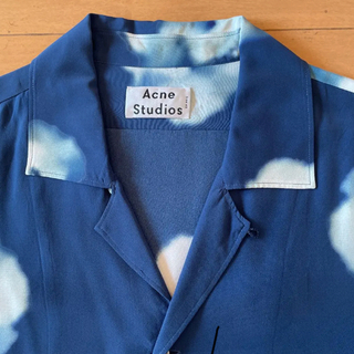 ACNE - Acne Studios / Elms print PSS18