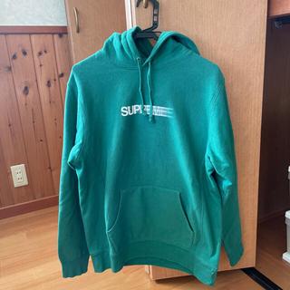 シュプリーム(Supreme)のSupreme Motion Logo Hooded Sweatshirt (パーカー)