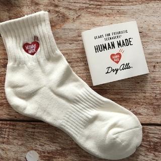 HUMAN MADE❤︎ヒューマンメイドソックス
