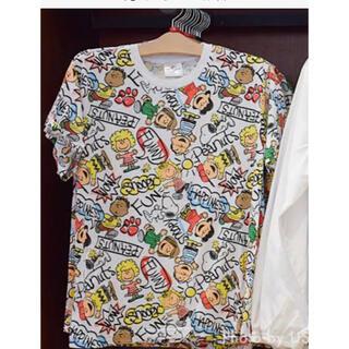 ユニバーサルスタジオジャパン(USJ)のユニバTシャツ/ スヌーピー(Tシャツ/カットソー)
