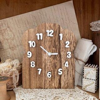 食パン 掛け時計