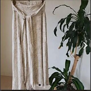 アリエス(aries)のアリエス ミラージュ  Resort Ribbon Skirt  レディース(ロングスカート)