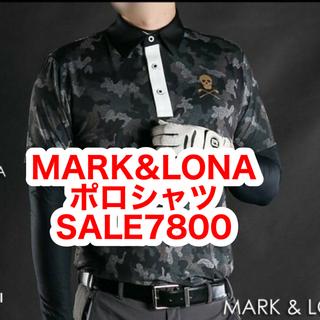 MARK&LONA - MARK&LONAメンズポロシャツ半袖