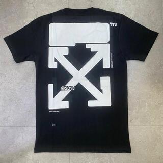 OFF-WHITE - 新作★オフホワイト Tシャツ