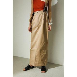 Ameri VINTAGE - style mixer ミリタリースカート