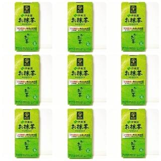 イトウエン(伊藤園)の『箱なし発送❗』 伊藤園 おーいお茶 お抹茶POWDER 6スティック入×9箱(茶)