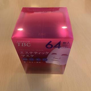 コストコ(コストコ)のTBC エステティック フェイスマスク ボックスタイプ 32枚×2個(パック/フェイスマスク)
