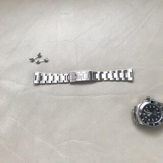 金属ベルト20ミリ新品未使用