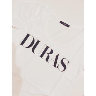 デュラス(DURAS)のDURAS デュラス Tシャツ 新品 未使用!(Tシャツ(半袖/袖なし))