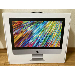 Mac (Apple) - Retina 4Kディスプレイ21.5インチ iMac