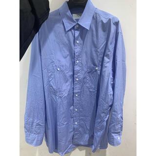 COMOLI - HERILL 21ss suvin work shirts
