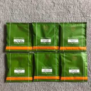 ルピシア(LUPICIA)のルピシア サンプル6種セット(茶)