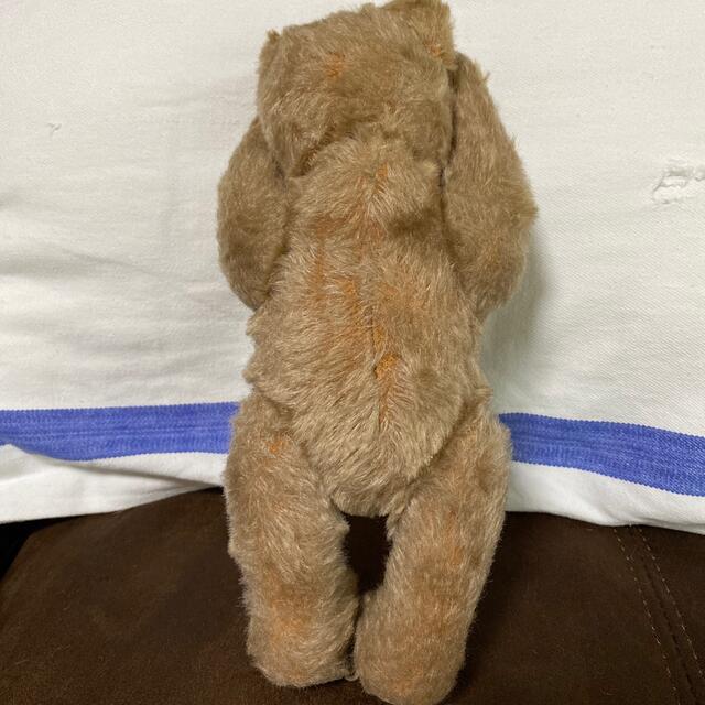 小さくて可愛い アンティーク シュタイフベア  エンタメ/ホビーのおもちゃ/ぬいぐるみ(ぬいぐるみ)の商品写真